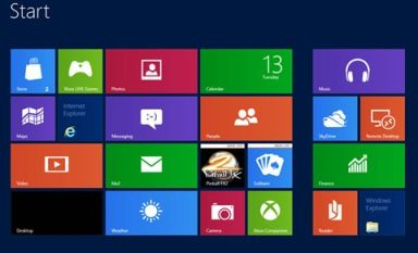 Windows 8 training