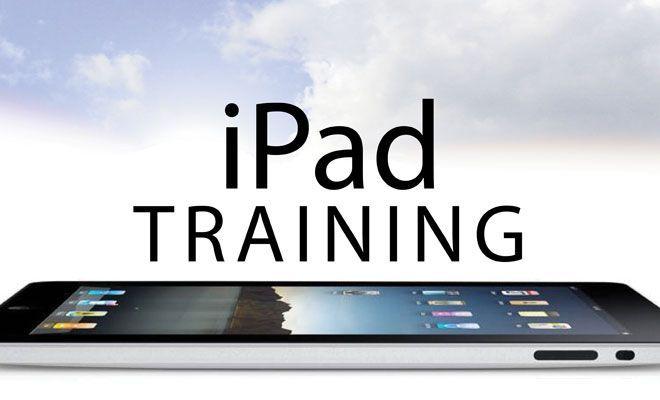 iPad cursus verzorgd bij u op locatie of in ons open rooster