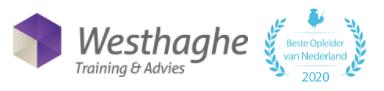 Westhaghe Training & Advies Logo
